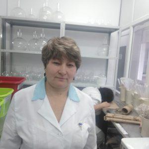Ягафарова Миниса