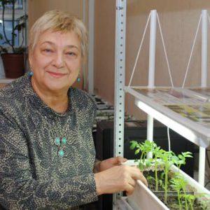 Залифа Юсупова